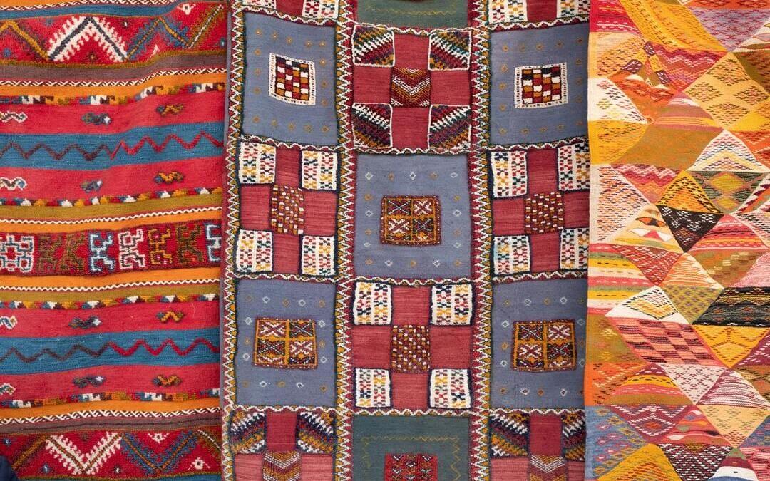 El arte de unir tela, aprende que es el patchwork